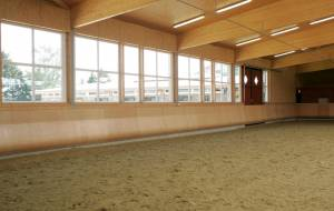 Training stables